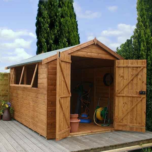 X Shed Woodlake Ft X Ft Steel Storage Shed With Floor